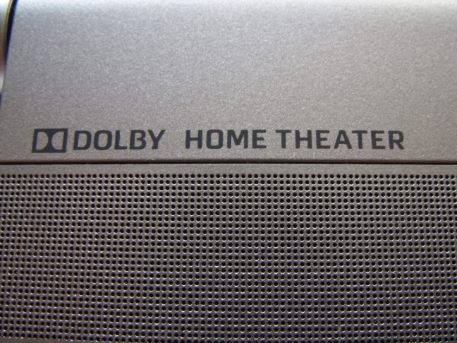 Dolby Home Theater Speaker Grill
